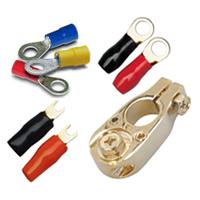 Kabelski čeveljčki in baterijske kleme