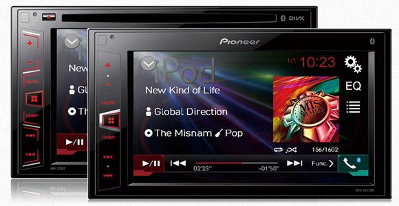 Pioneer 2din radio