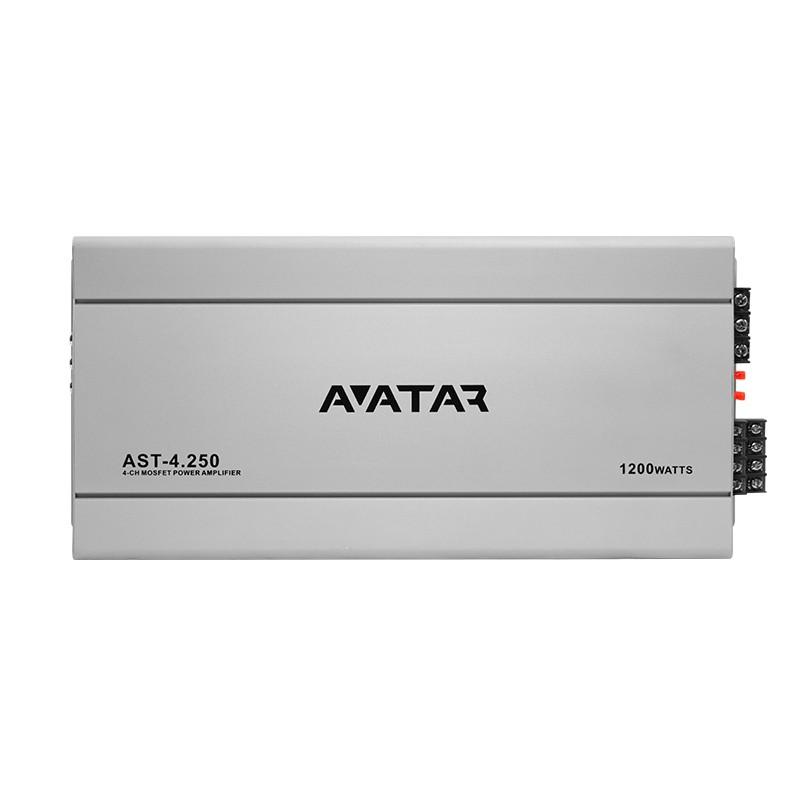 Avtoojačevalec Avatar AST-4.250